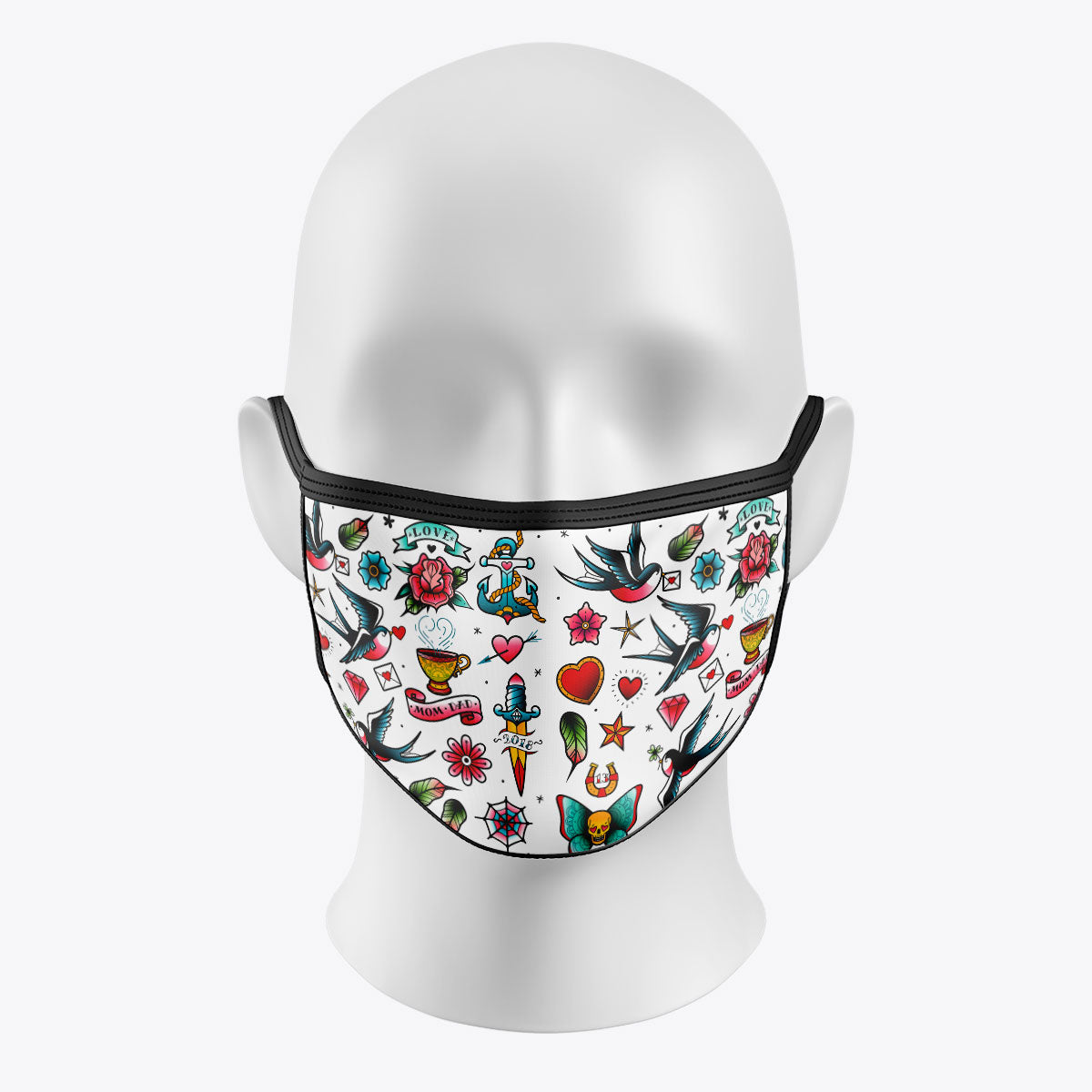Tattoo - Cover Mask