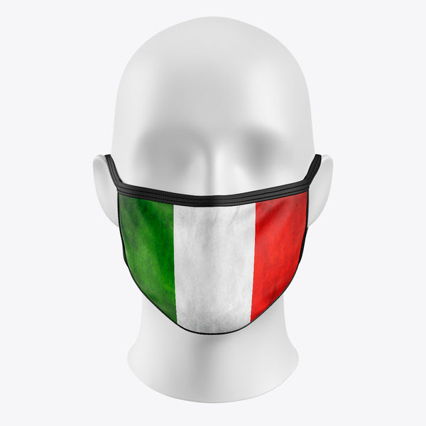 Bandiera Italia - Cover Mask