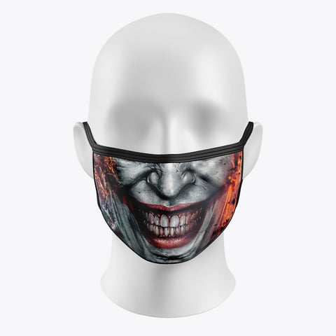 Joker - Masque de couverture