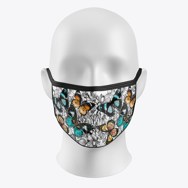 Farfalle - Cover Mask