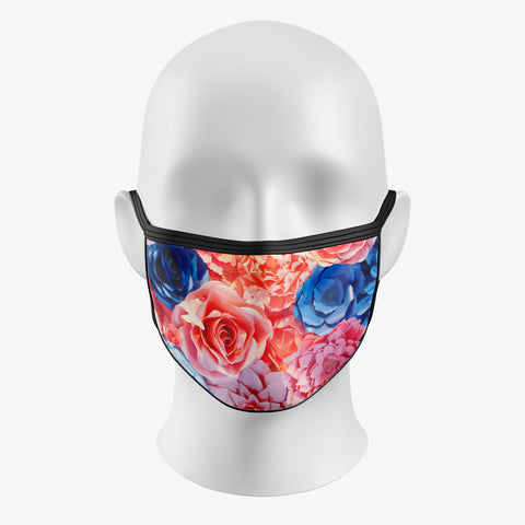Rose Color - Cover Mask