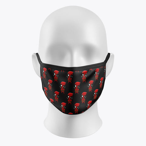 Deadpool - Masque de couverture