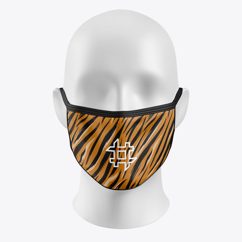 Tiger Texture - Cover Mask