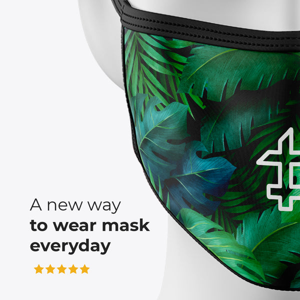 Tropical - Cover Mask