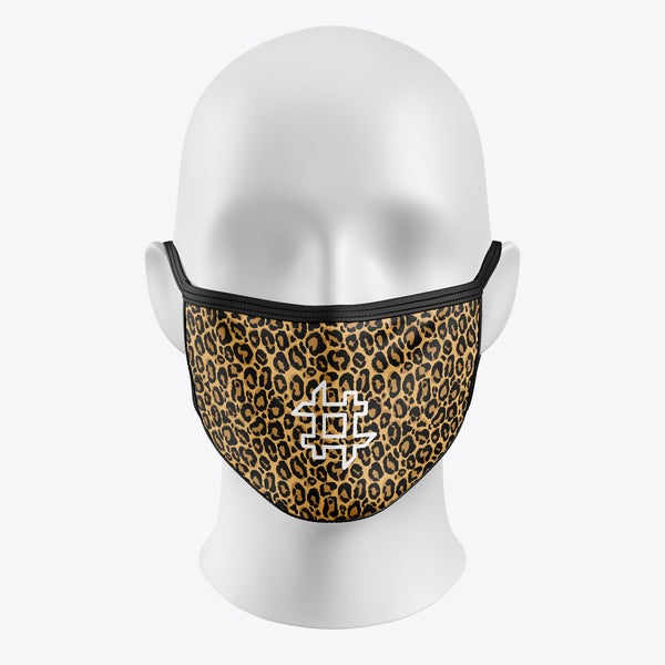 Leopardo - Cover Mask
