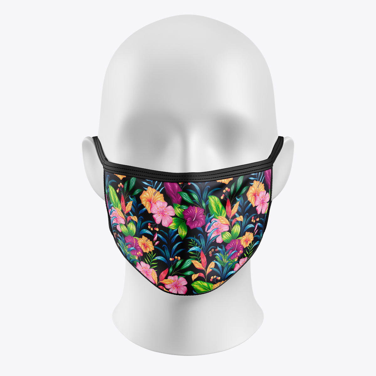 Flower - Cover Mask