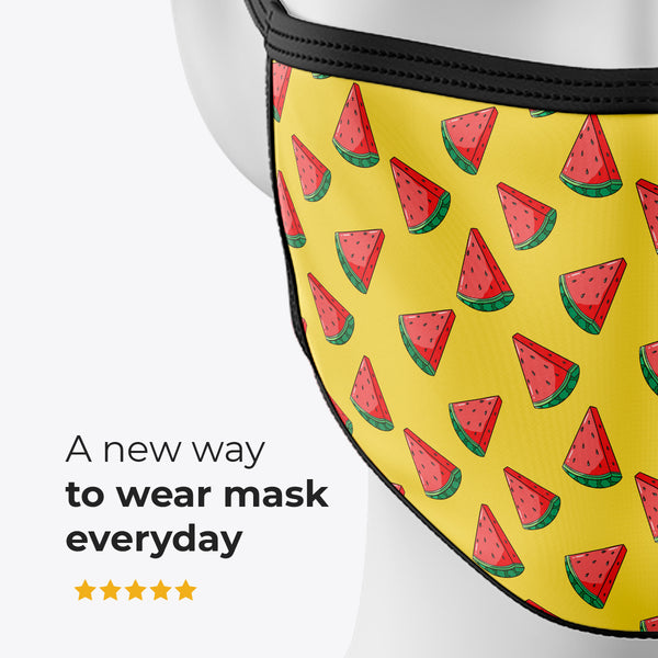 Waterkmelon - Cover Mask