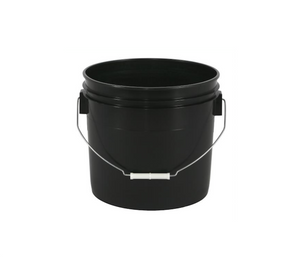 These premium quality, black plastic buckets can be used for a variety of gardening applications. Many growers use these as containers to grow their plants.