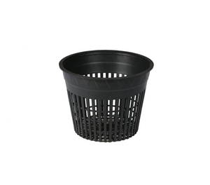 Excellent quality mesh/net pots are thicker and more heavy-duty than most on the market. Smaller mesh allows the grower to use virtually all types of grow media.