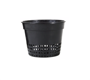 Excellent quality mesh pots are thicker and more heavy-duty than most on the market. Smaller mesh allows the grower to use virtually all types of grow media.