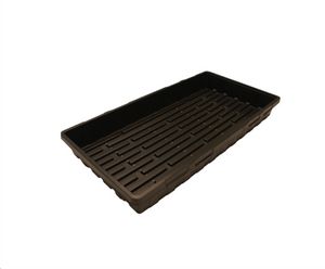 Mondi Propagation Tray. Deep, continuous channels and 'level fit' wide ridges prevent water pooling and provide better stability for propagation media.