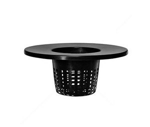 Grow like a pro with Hydrofarm's net cups, mesh pots, and baskets. A wide assortment of sizes and mesh patterns make it easy to choose the best container for all your plants. Use these pots with any of your favorite growing media to ensure even drainage and promote bigger, healthier roots! The comfortably-sized lip along the top of these containers makes them easy to grab, lift, and transport.
