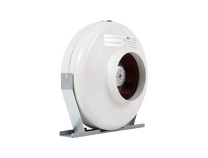 The Can-Fan High Output series are centrifugal fans utilizing our proven German design, Swiss components and precision manufacturing. The High Output Can-Fan uses a high-performance motor for use in more demanding applications. They have carried AMCA certified numbers longer than most other fans have been around and you can be sure you're getting every CFM we claim to deliver. Can-Fan can be easily installed in minutes using the included mounting bracket. They have a powder-coat finish and are 100% speed co