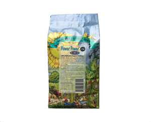 Welcome Harvest Flower Power is a high analysis blend of organic fertilizers that can be used on any plant as a full term feed. It normally lasts for around 35-45 days in the soil before being depleted. Use on annuals, perennials and any other flower or seed producing plants.