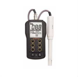 The Hanna Instruments HI 9813-6 Portable pH/EC/TDS/Temperature Meter with CAL Check Feature is a versatile, water resistant, multipara meter portable instrument specifically designed for agricultural applications such as hydroponics, greenhouses, farming and nurseries