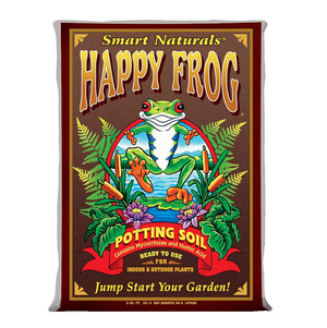 FoxFarm Happy Frog Potting Soil. Happy Frog Potting Soil is ready to use right out of the bag, and is pH adjusted to allow for maximum nutrient uptake.