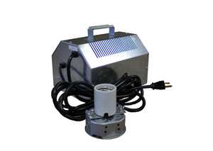 Hydrotech's ballast kits come ready to use complete with 11′ lamp cord with mogul socket and 8′ power cord. Our ballasts are housed in a unique box designed to keep the unit cool. Ballasts are quad-tabbed, with line voltages of 120v, 208v, 240v, and 277v available.