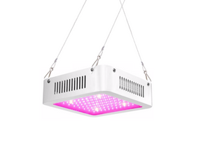 Grow it all with our high efficiency LED lights! Our LED lights use a perfect blend of white, blue, and red light to ensure your plant is happy whether it's in veg, flower or even just a baby seedling. Unlike LEDs you'll see on Amazon, our lights use 3W true-draw diodes so that the wattage you see is the actual wattage they draw. And with a lifespan of 50 000 hours, it will be YEARS before you have to replace them!