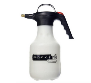 Mondi Mist & Sprayer. A superior quality, small capacity tank sprayer designed for use in the garden or home.