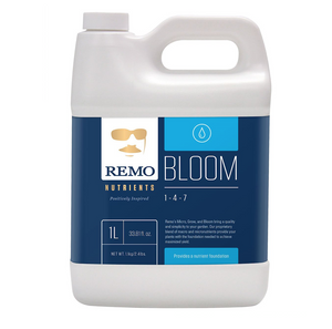 Remo's Bloom, Micro and Grow bring a quality and simplicity to your garden. Their proprietary blend of macro and micronutrients provide your plants with the foundation needed to achieve maximized yield. They only use pharmaceutical grade minerals, marine extracts and the finest chelates to ensure consistency and pH balance. Can be used in soil, soilless and hydroponic gardens.