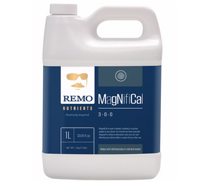 MagNifiCal is super chelated, resulting in a quicker uptake to your plants. This formula has been specially designed speed up absorption rates and can start affecting your plants within a couple of hours after use. MagNifiCal can be used as an additive or foliar spray.