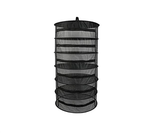 The Rack is a lightweight and inexpensive portable collapsible storage hamper system that can be used anywhere. The unit is equipped with horizontal zippers in each compartment that are large enough to allow maximum movement and accessibility.