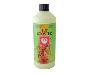 Top Booster provides nutrients needed for ripening and helps set the stage for Bud-XL and Shooting Powder.