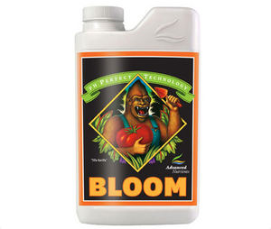 Advanced Nutrients pH Perfect Bloom. 1-0-4 Lush, sturdy growth from 3-part base nutrients designed specifically for your plants.