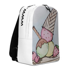 Load image into Gallery viewer, Icecream Art Backpack