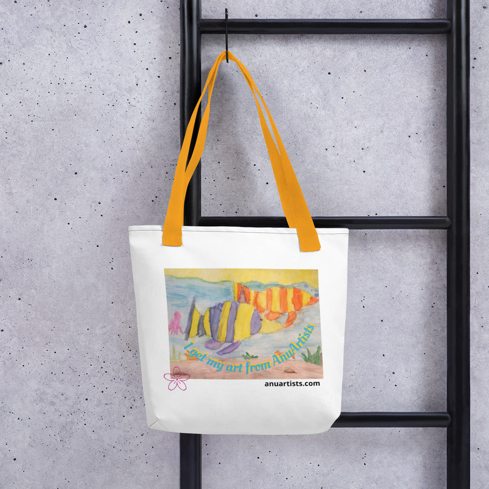 AnuArtists Tote bag
