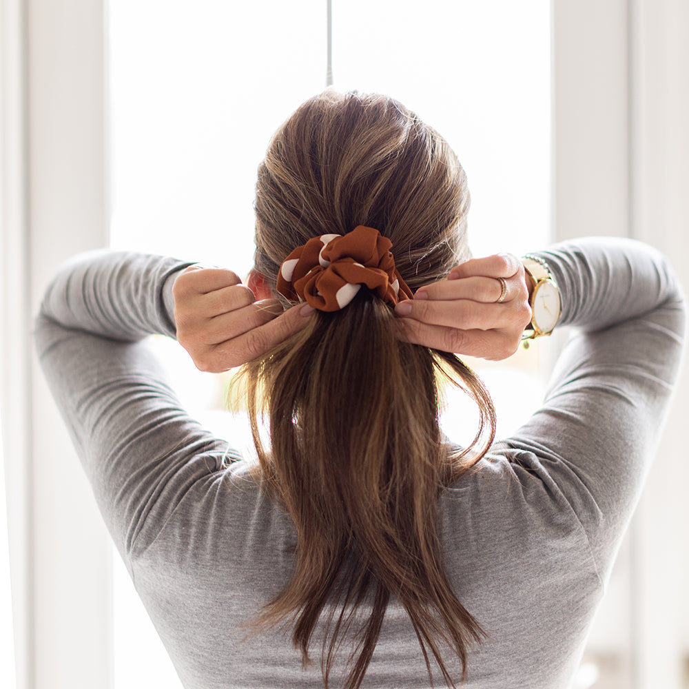 Jillian Harris x Chelsea King Scrunchie