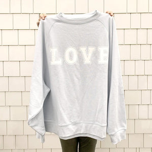 Brunette The Label LOVE Sweatshirt