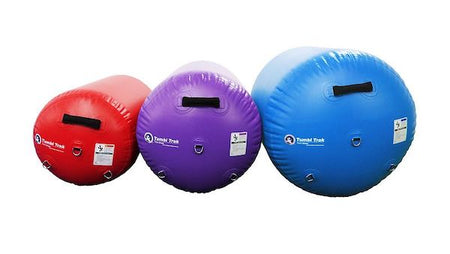 Inflatable air barrels