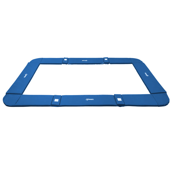 77 & 77A Trampoline Coverall Frame Pads - UK Gym Pits