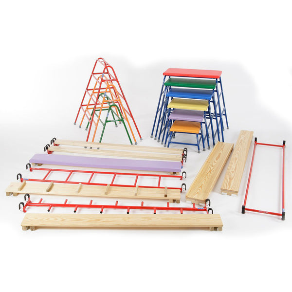 Agility Set - 19 Pieces - UK Gym Pits