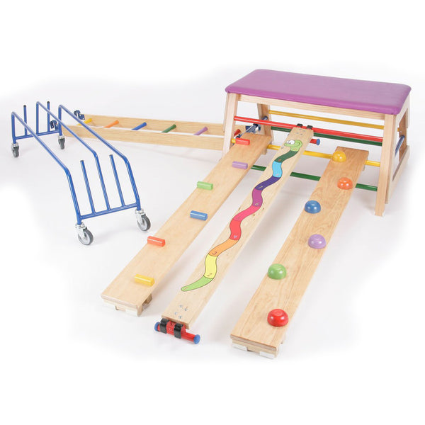 Agility Set 3 - 6 Pieces - UK Gym Pits