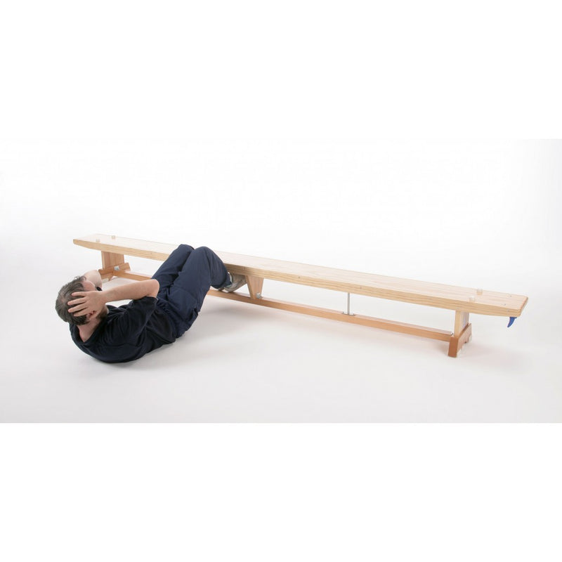 Balance Bench - Traditional - UK Gym Pits