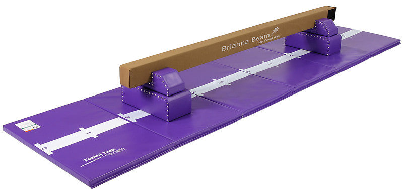 Brianna Beam & Hopscotch Mat Package - UK Gym Pits