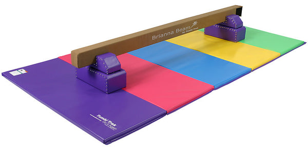 Brianna Beam & Tumbling Mat Package - UK Gym Pits