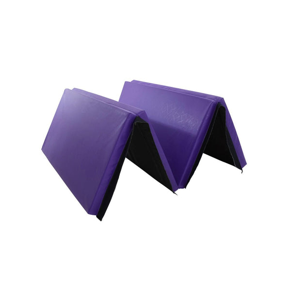 Foldable Gymnastics Mat - PU Foam - UK Gym Pits