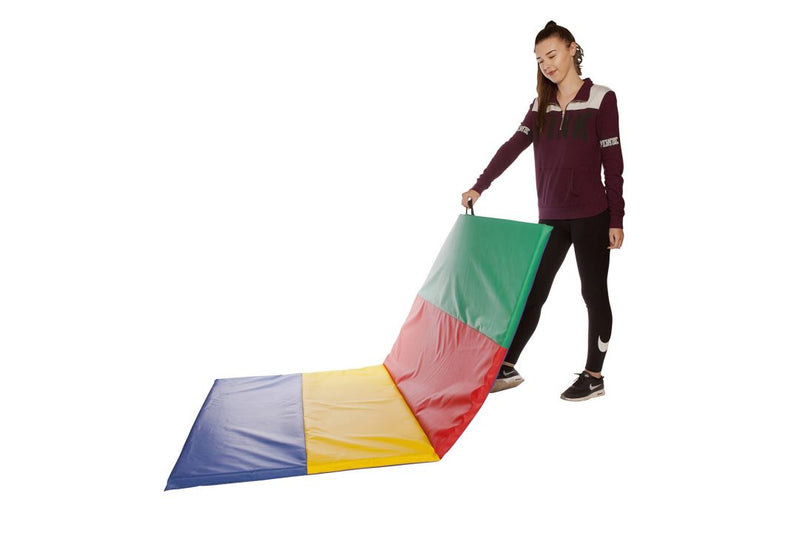 Folding Tumble Mat - UK Gym Pits