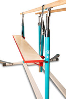 Parallel Bars Spotting Platform - Height Adjustable