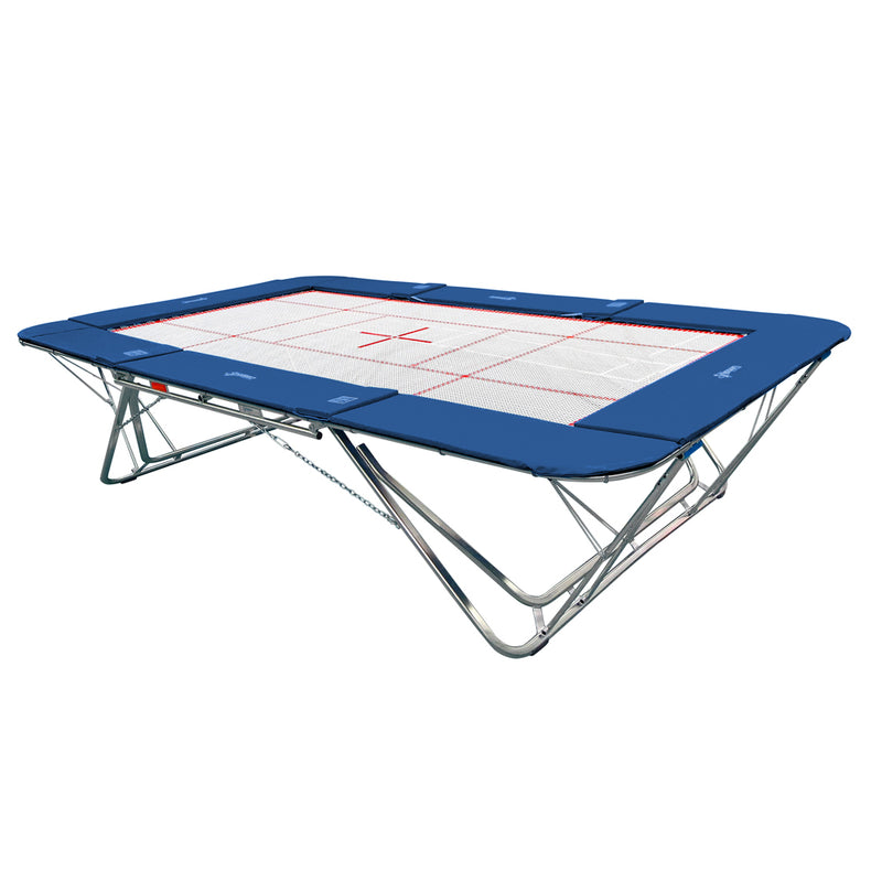 GM Extreme Trampoline - Web Bed - UK Gym Pits
