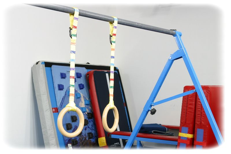 Gymnastics Rings - UK Gym Pits