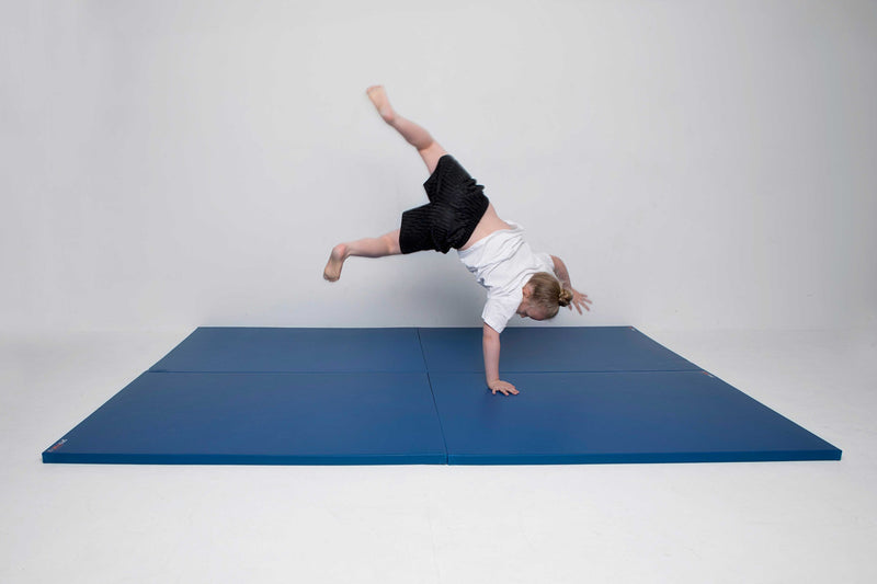 Lightweight Linking Gymnastics Mat - PU Foam - UK Gym Pits