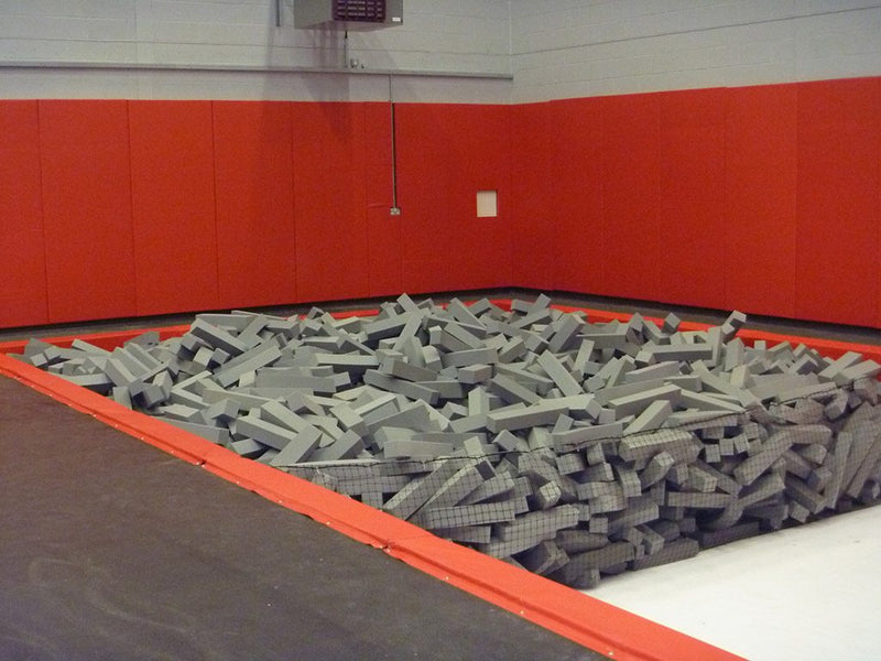 Loose Foam - Blocks & Logs - UK Gym Pits