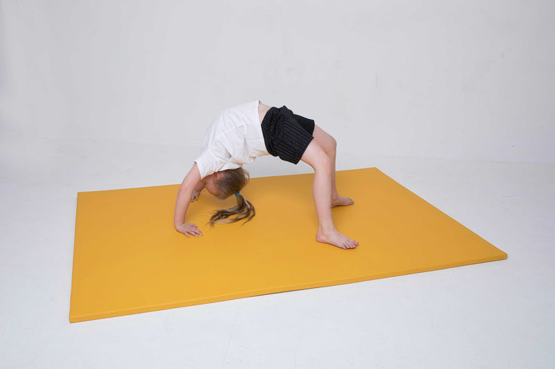 Medium-Weight Stretch Mat - Chipfoam - UK Gym Pits