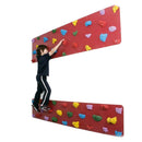 Outdoor Traverse Climbing Wall Panels - UK Gym Pits