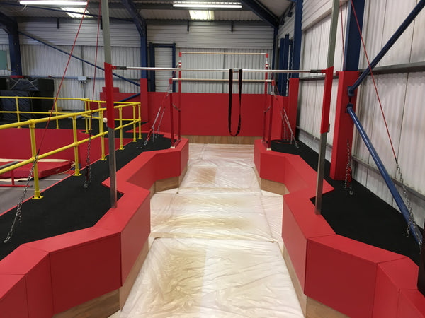 Pit Base Foam - UK Gym Pits