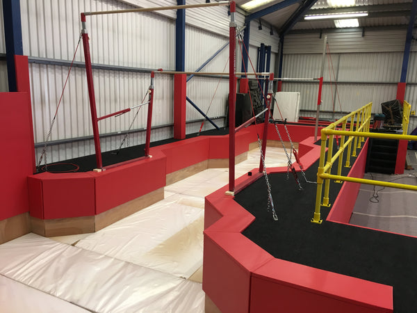 Pit Padding - UK Gym Pits